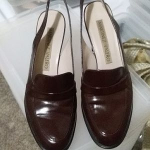 Brown Martinez Valero heels